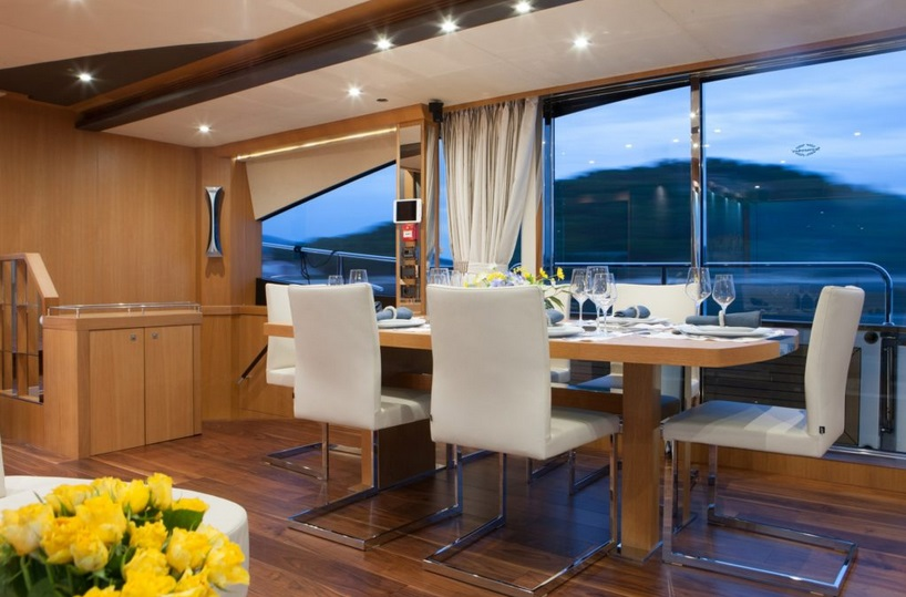 Sunseeker 28 Metre Yacht | Интерьер 6
