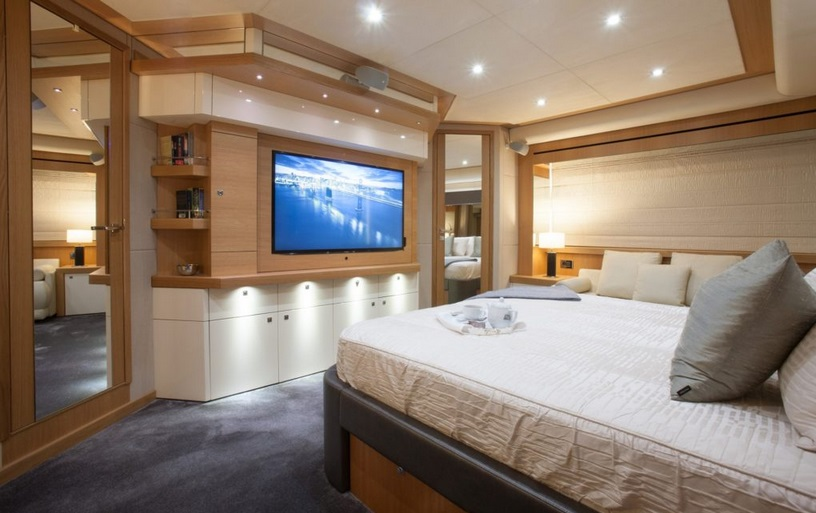 Sunseeker 28 Metre Yacht | Интерьер 22