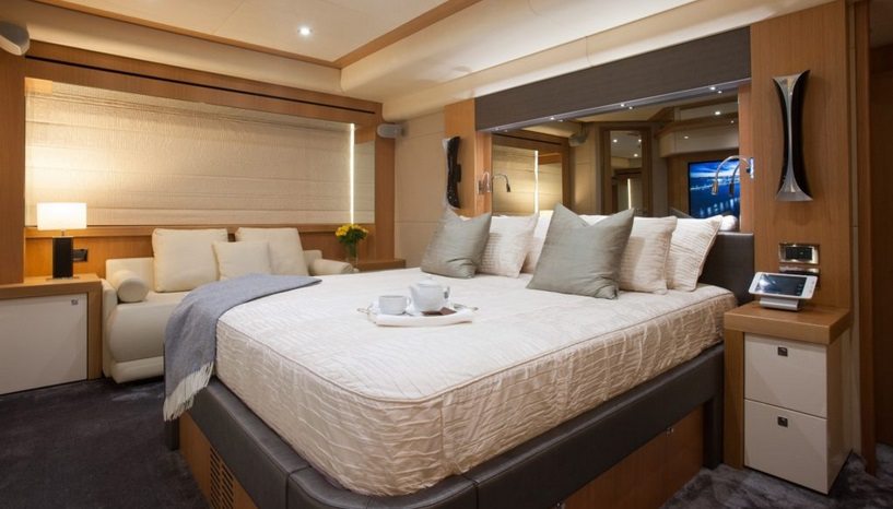 Sunseeker 28 Metre Yacht | Интерьер 23