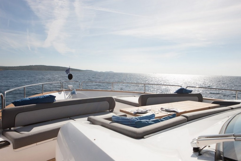 Sunseeker 28 Metre Yacht | Экстрьер 10