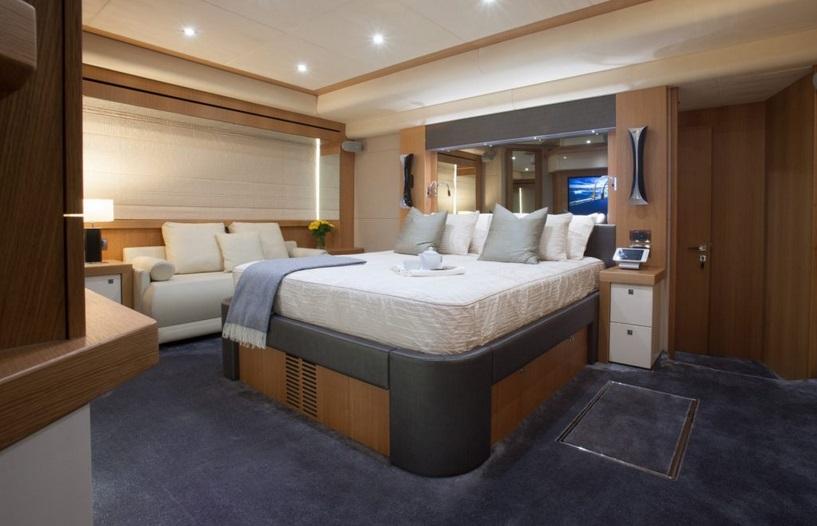 Sunseeker 28 Metre Yacht | Интерьер 24