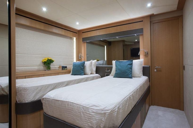 Sunseeker 28 Metre Yacht | Интерьер 27