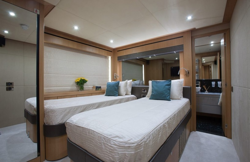 Sunseeker 28 Metre Yacht | Интерьер 28