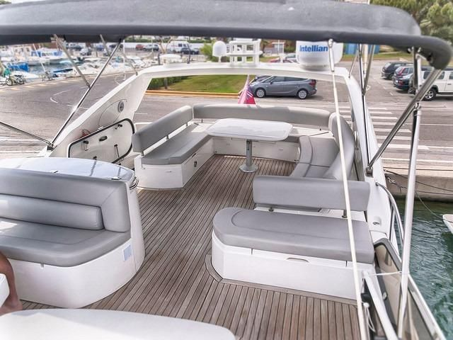 Sunseeker Manhattan 66 (6607) | Экстрьер 3