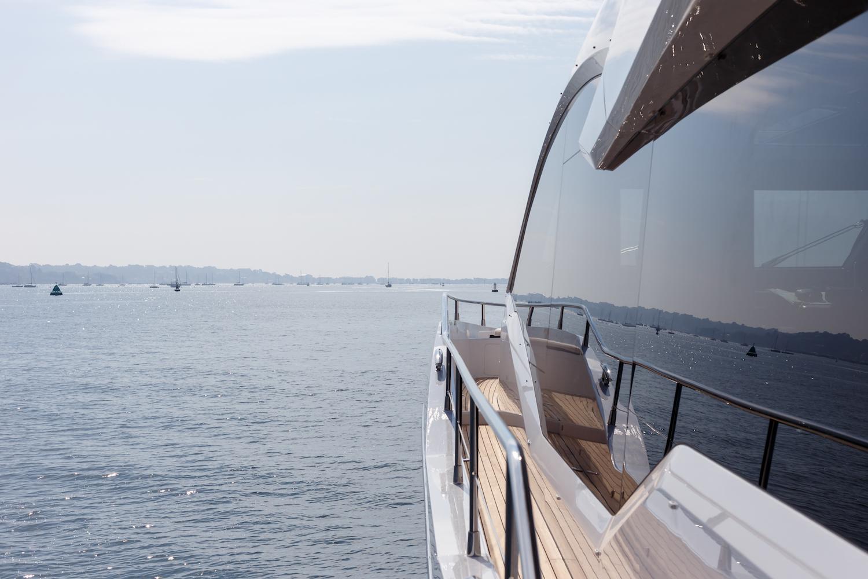 Sunseeker 76 Yacht | Экстрьер 8