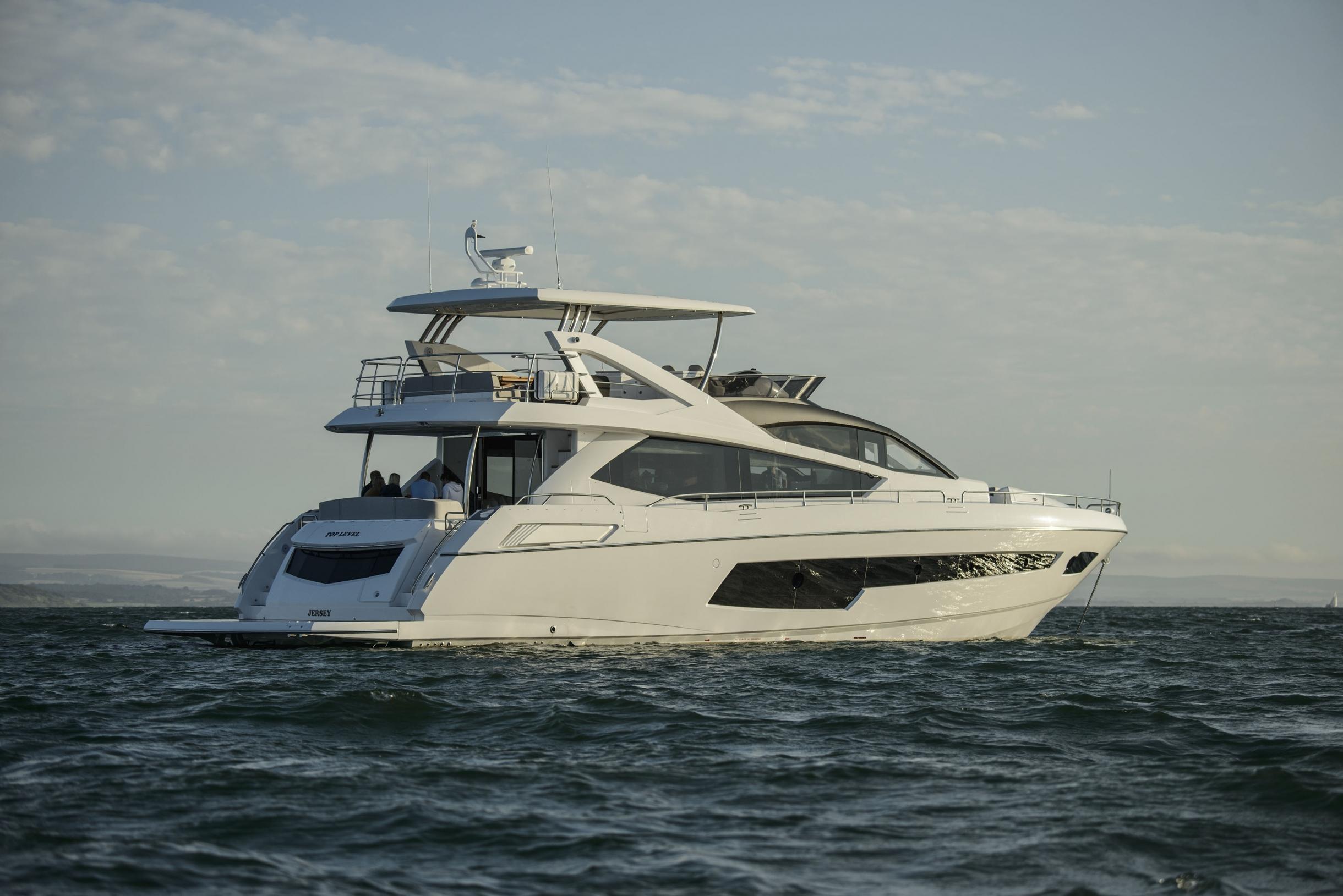 Sunseeker 75 Yacht (REF. SS-7516) | Экстрьер 1