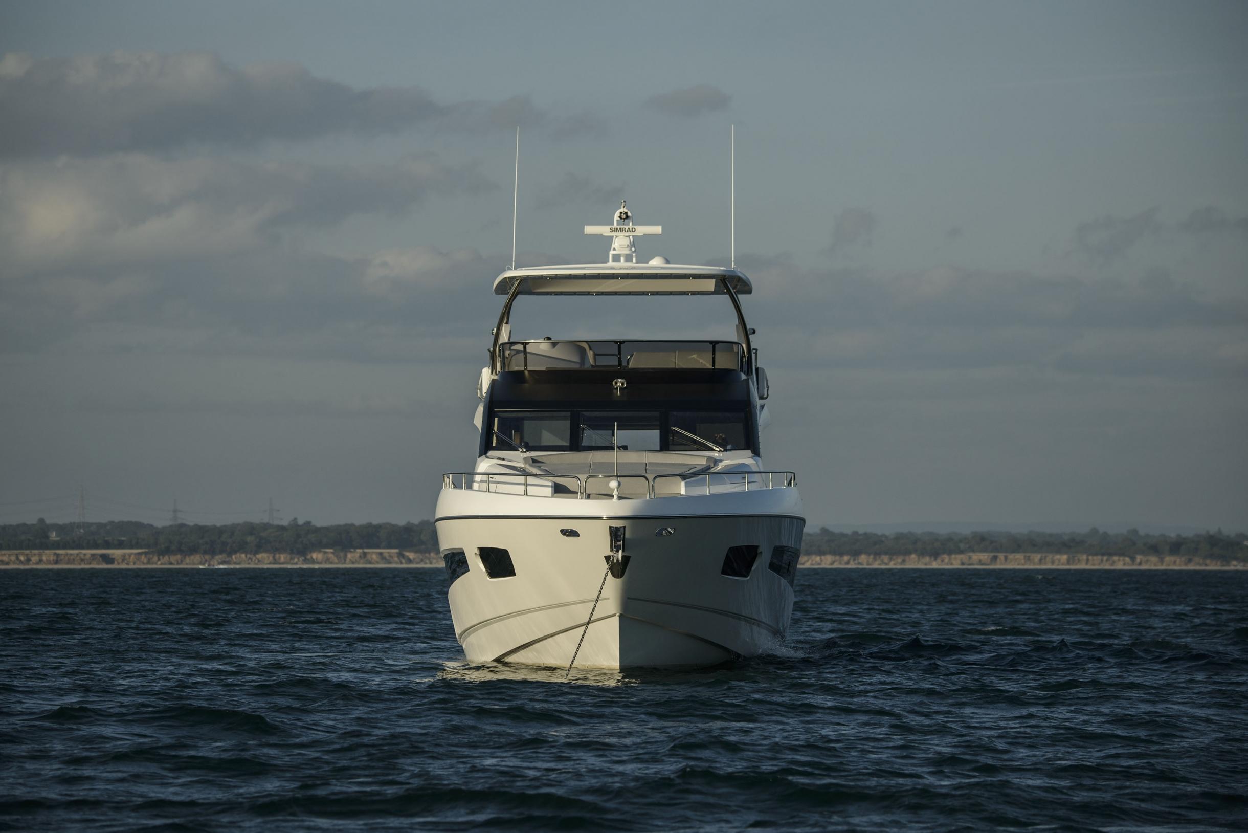 Sunseeker 75 Yacht (REF. SS-7516) | Экстрьер 4