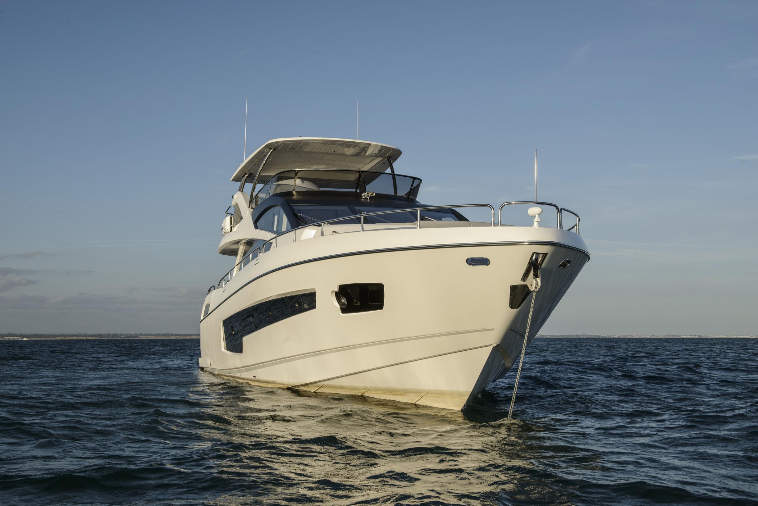 Sunseeker 75 Yacht (REF. SS-7516) | Экстрьер 5
