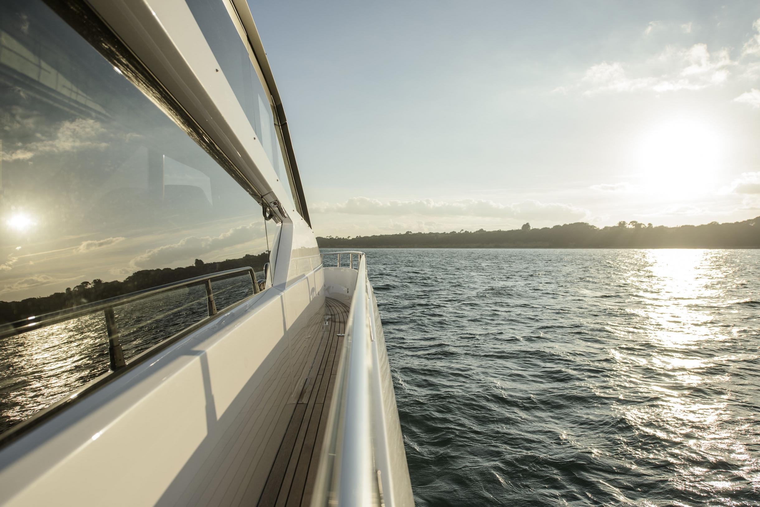 Sunseeker 75 Yacht (REF. SS-7516) | Экстрьер 6