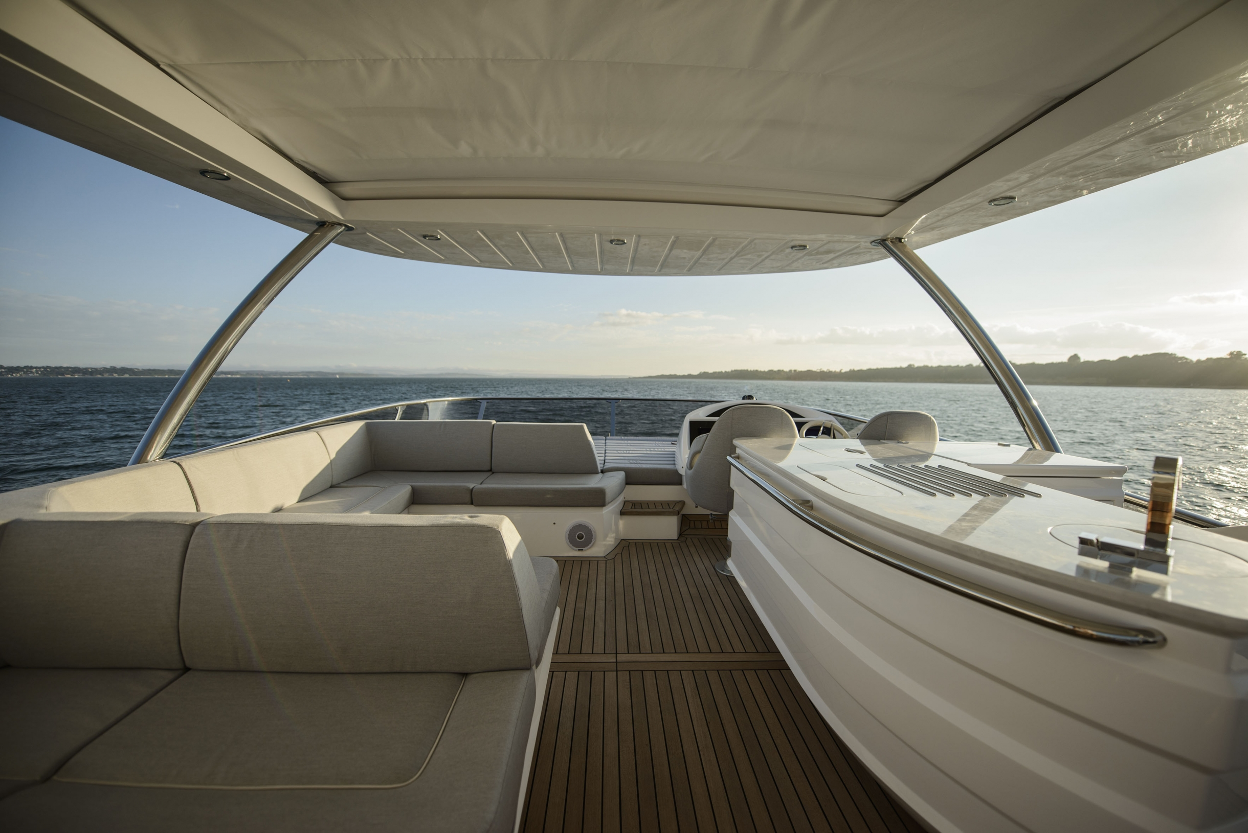 Sunseeker 75 Yacht (REF. SS-7516) | Экстрьер 10