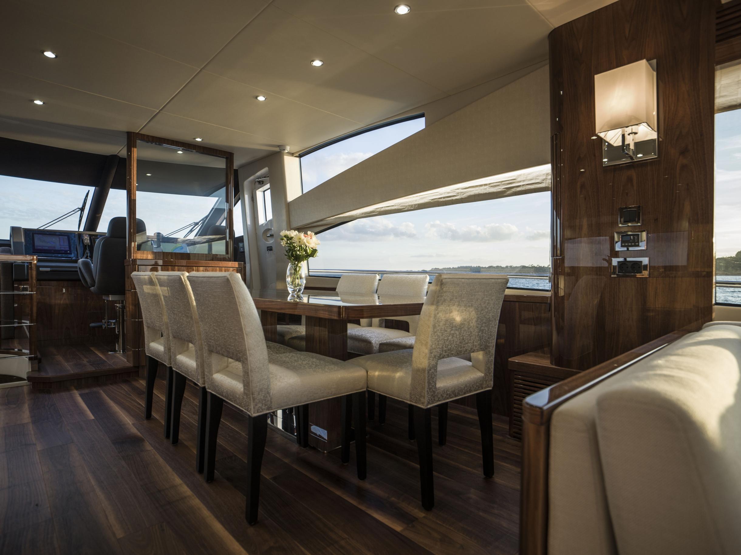 Sunseeker 75 Yacht (REF. SS-7516) | Интерьер 1