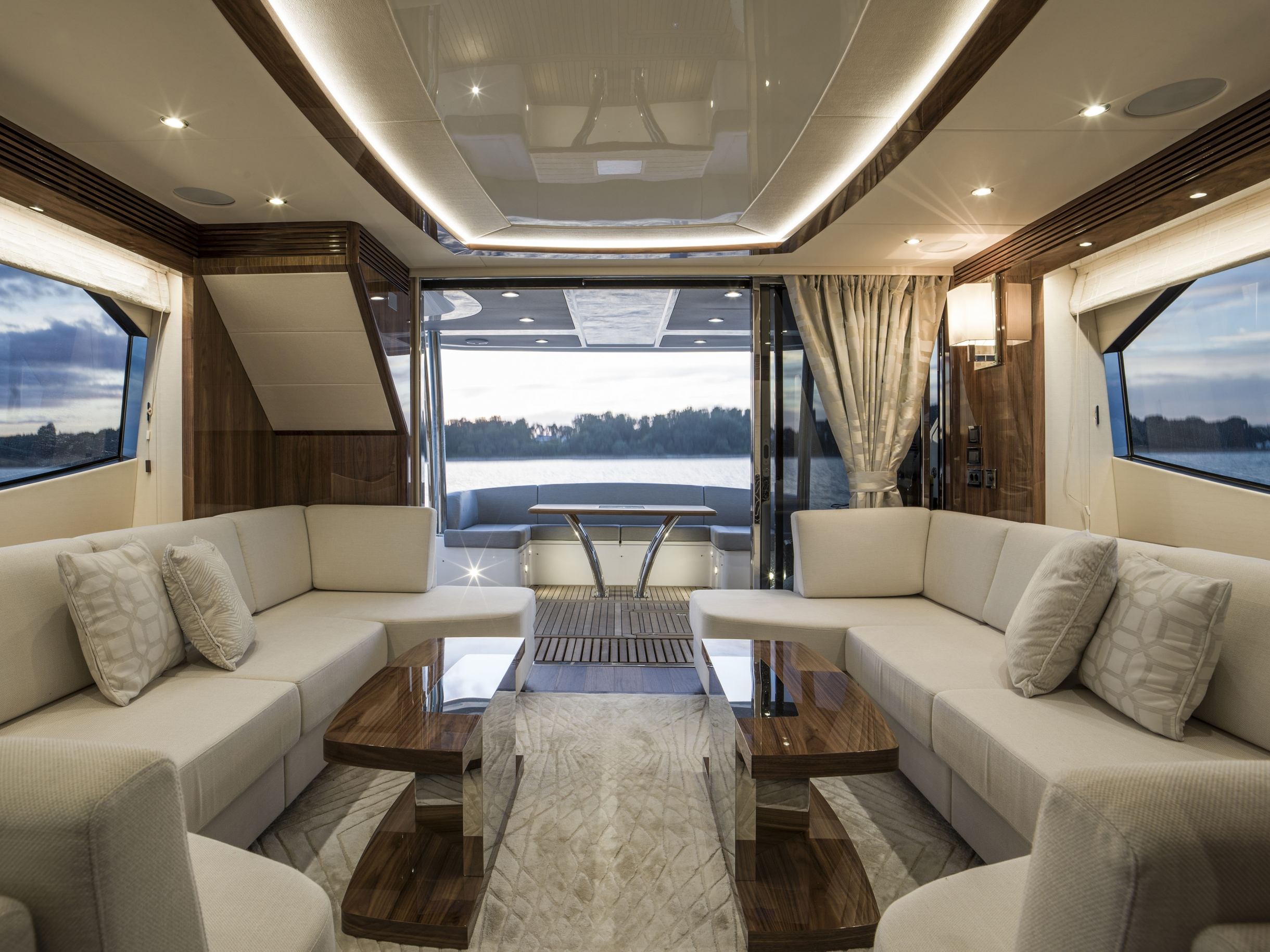 Sunseeker 75 Yacht (REF. SS-7516) | Интерьер 3