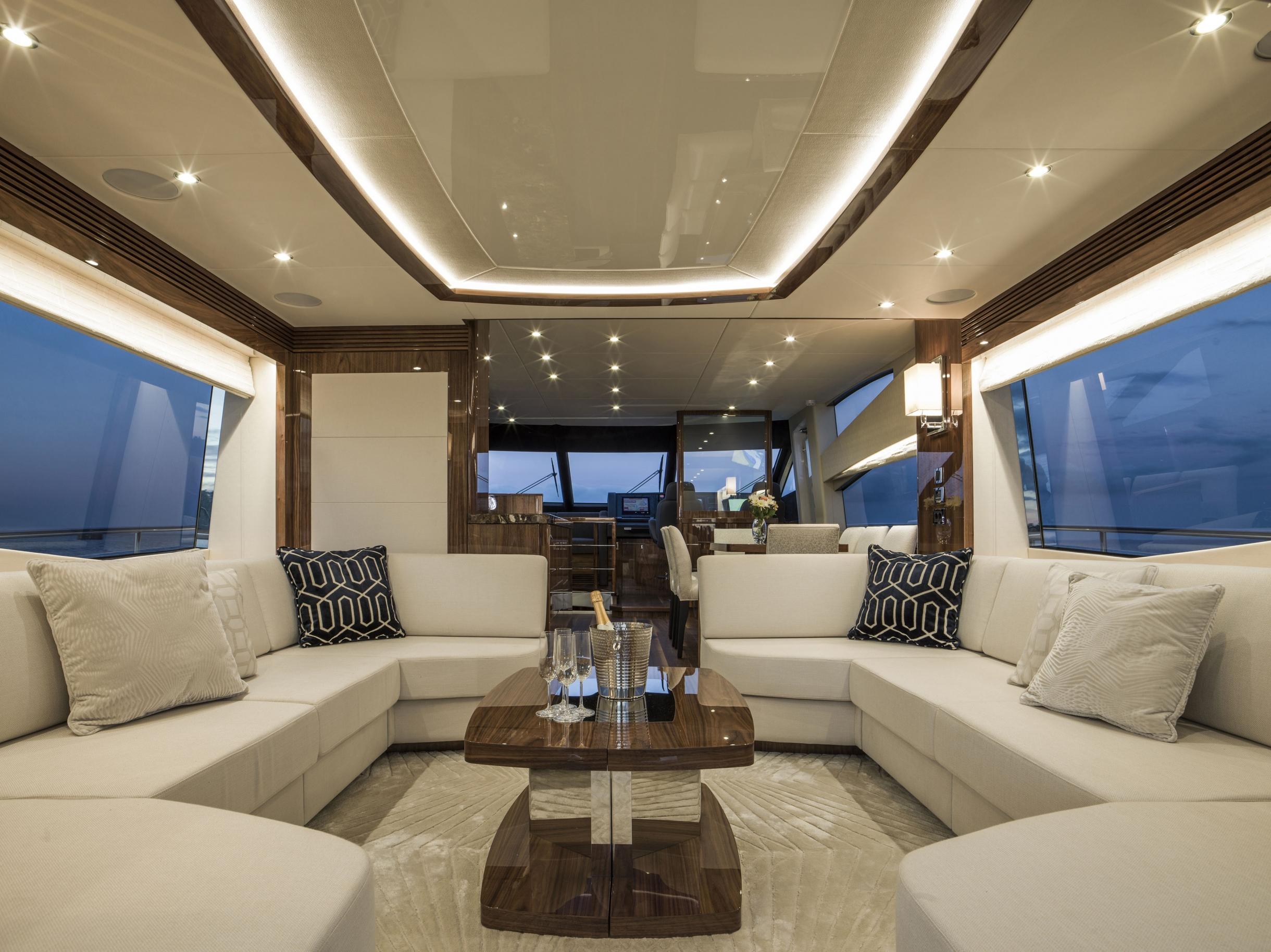 Sunseeker 75 Yacht (REF. SS-7516) | Интерьер 10