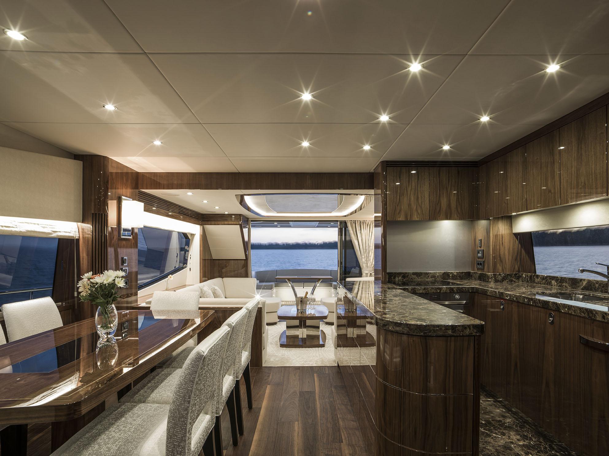 Sunseeker 75 Yacht (REF. SS-7516) | Интерьер 0