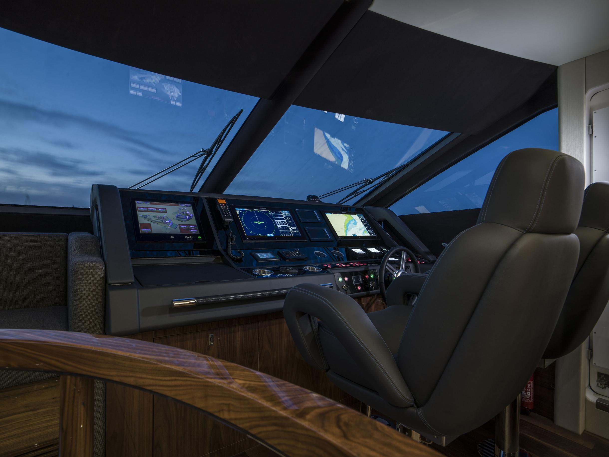 Sunseeker 75 Yacht (REF. SS-7516) | Интерьер 7