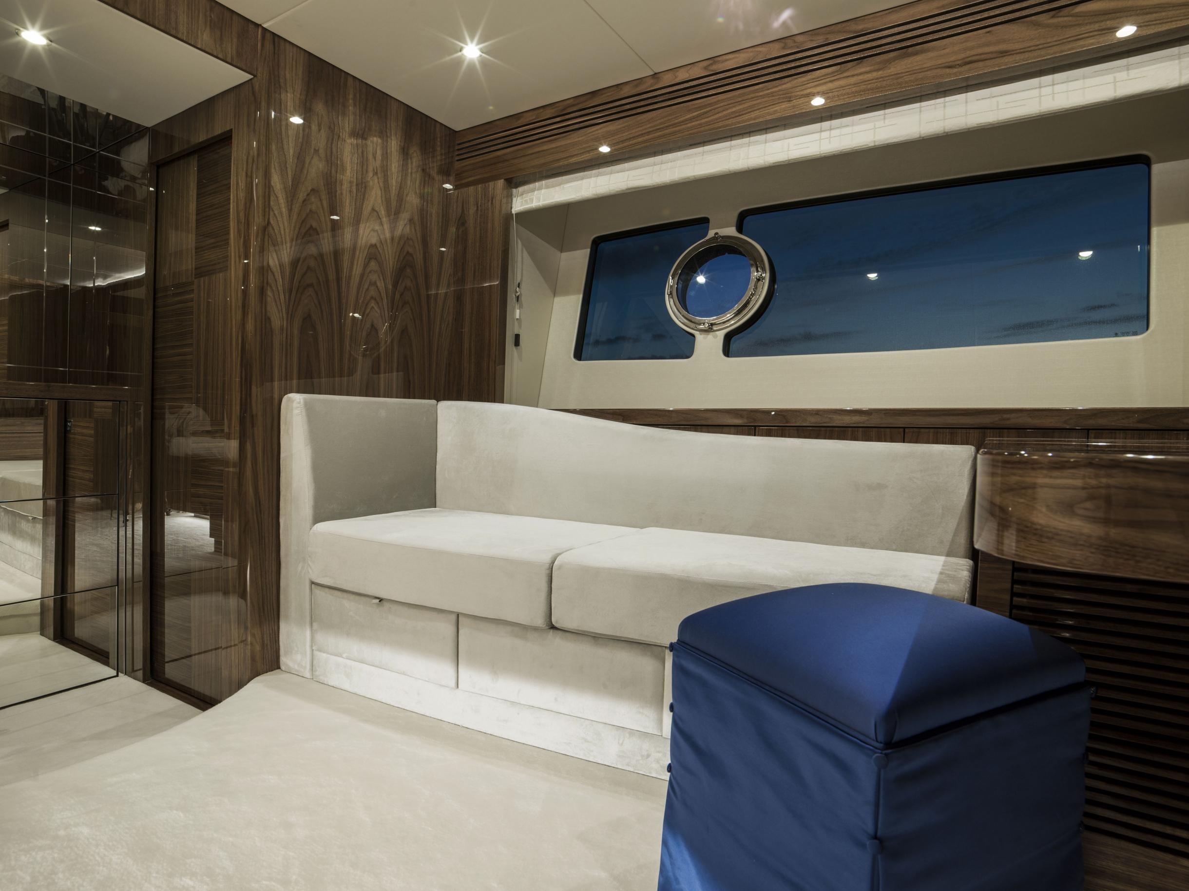 Sunseeker 75 Yacht (REF. SS-7516) | Интерьер 11