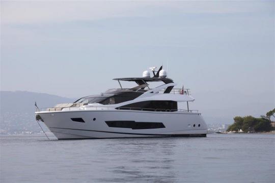 Sunseeker 86 Yacht (REF. SS-8614)