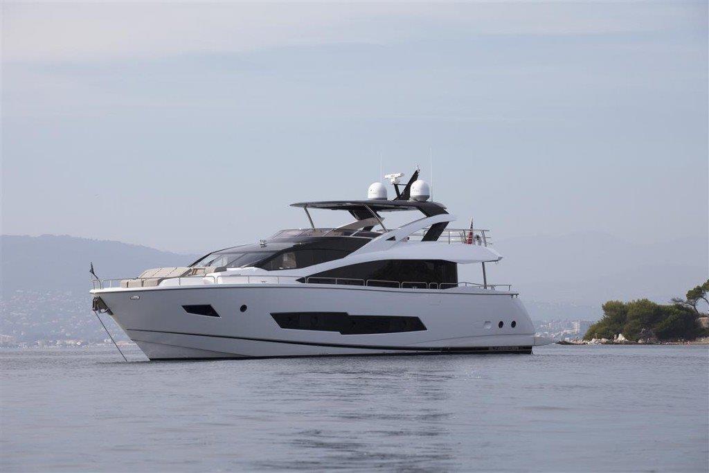 Sunseeker 86 Yacht (REF. SS-8614) | Экстрьер 0