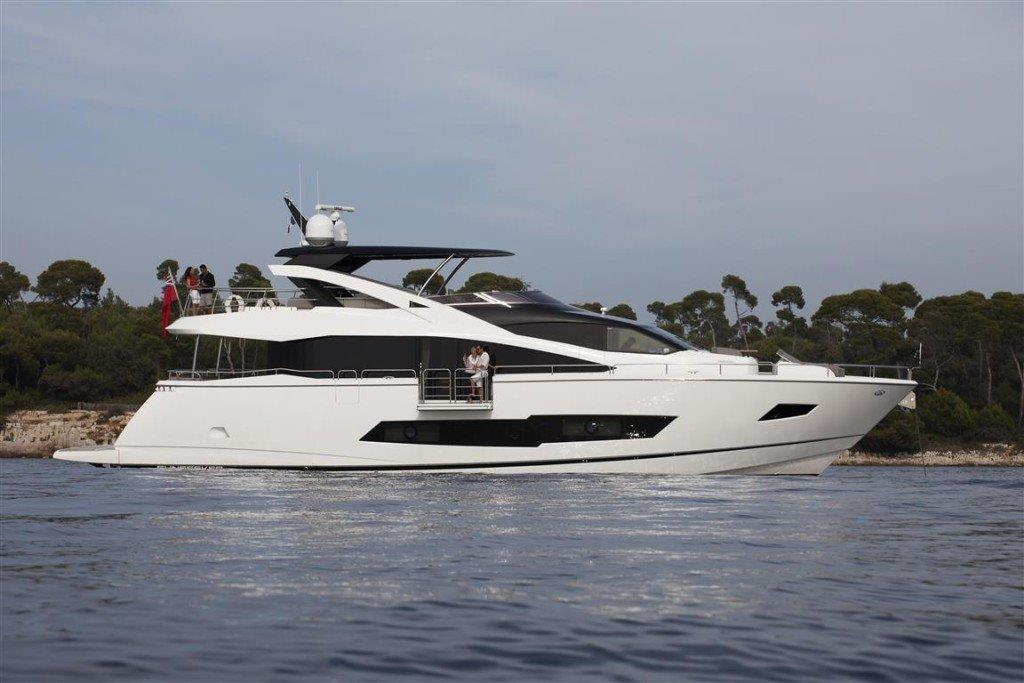 Sunseeker 86 Yacht (REF. SS-8614) | Экстрьер 1