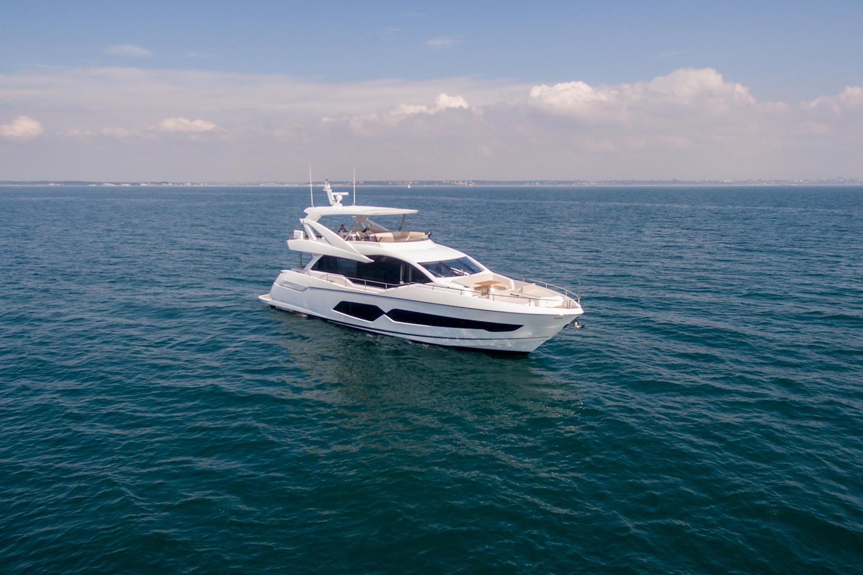 Sunseeker 76 Yacht (206) | Экстрьер 0