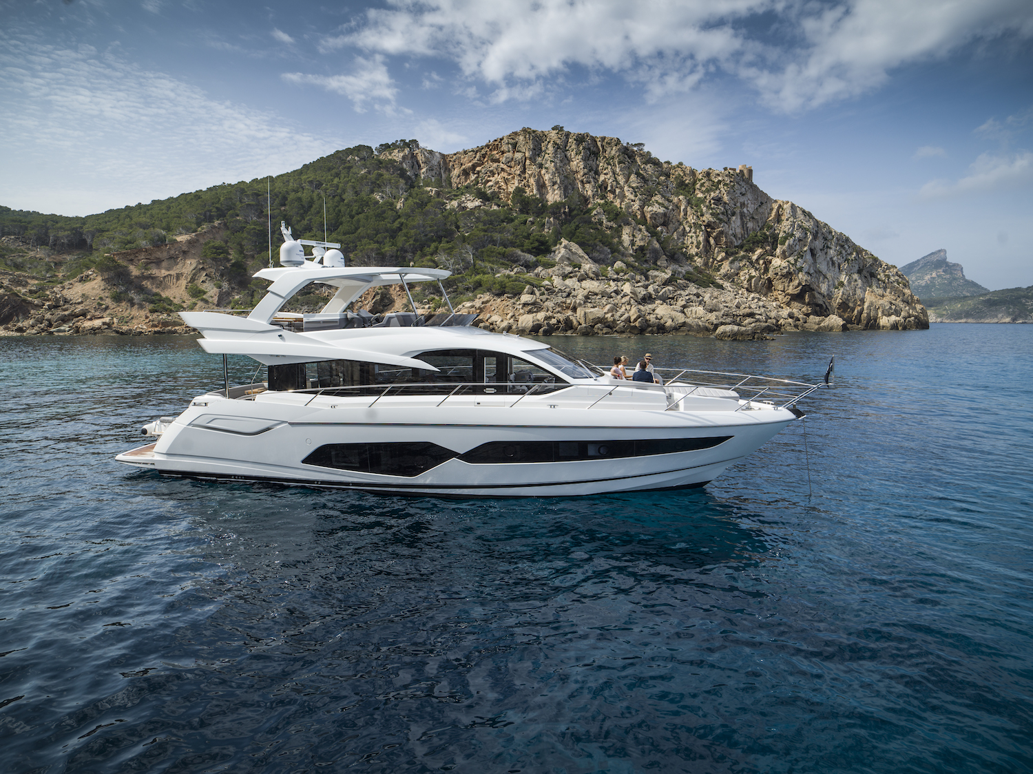 Sunseeker Manhattan 66 | Экстрьер 0