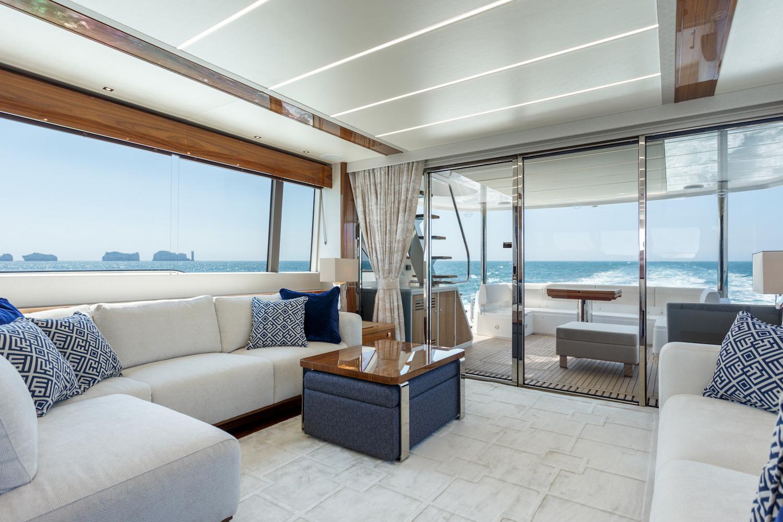 Sunseeker 76 Yacht (206) | Интерьер 1