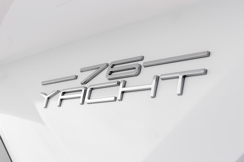 Sunseeker 76 Yacht | Экстрьер 23