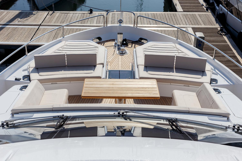 Sunseeker 76 Yacht | Экстрьер 15