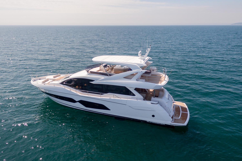 Sunseeker 76 Yacht | Экстрьер 7