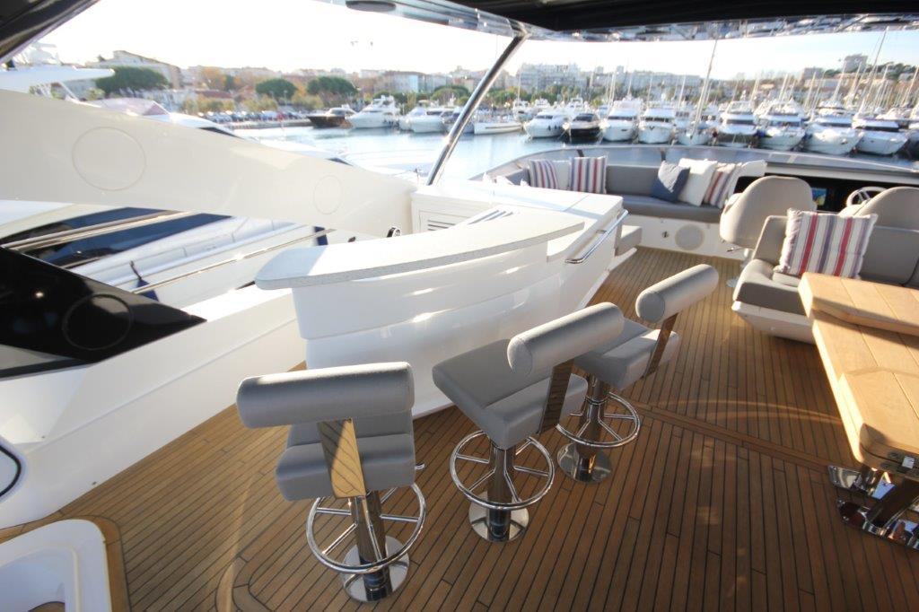 Sunseeker 86 Yacht (REF. SS-8614) | Экстрьер 10