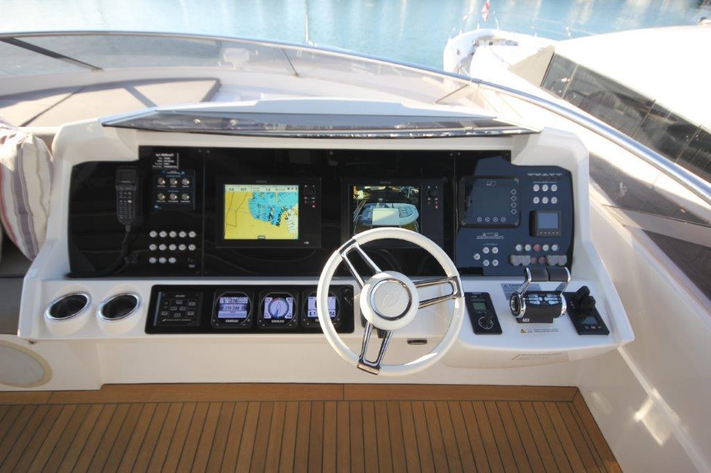 Sunseeker 86 Yacht (REF. SS-8614) | Экстрьер 13