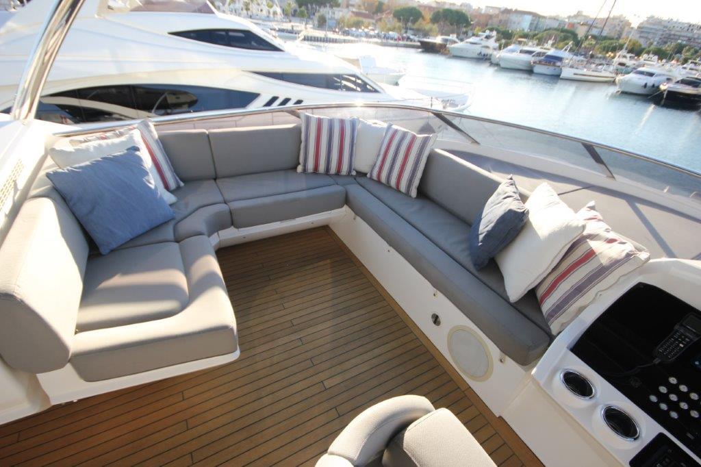 Sunseeker 86 Yacht (REF. SS-8614) | Экстрьер 9