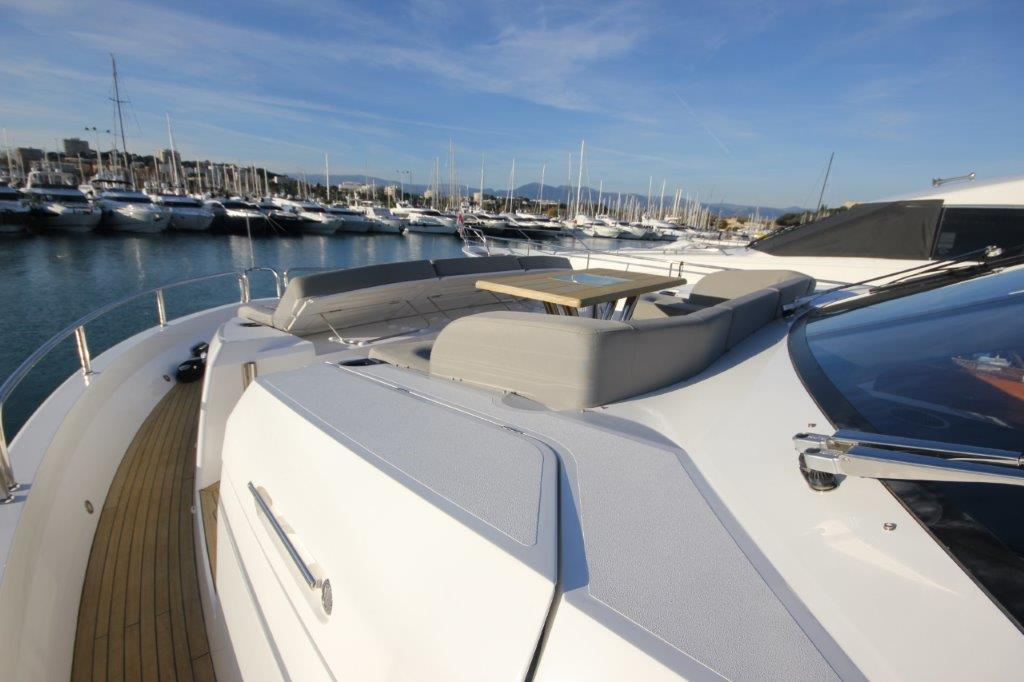 Sunseeker 86 Yacht (REF. SS-8614) | Экстрьер 4