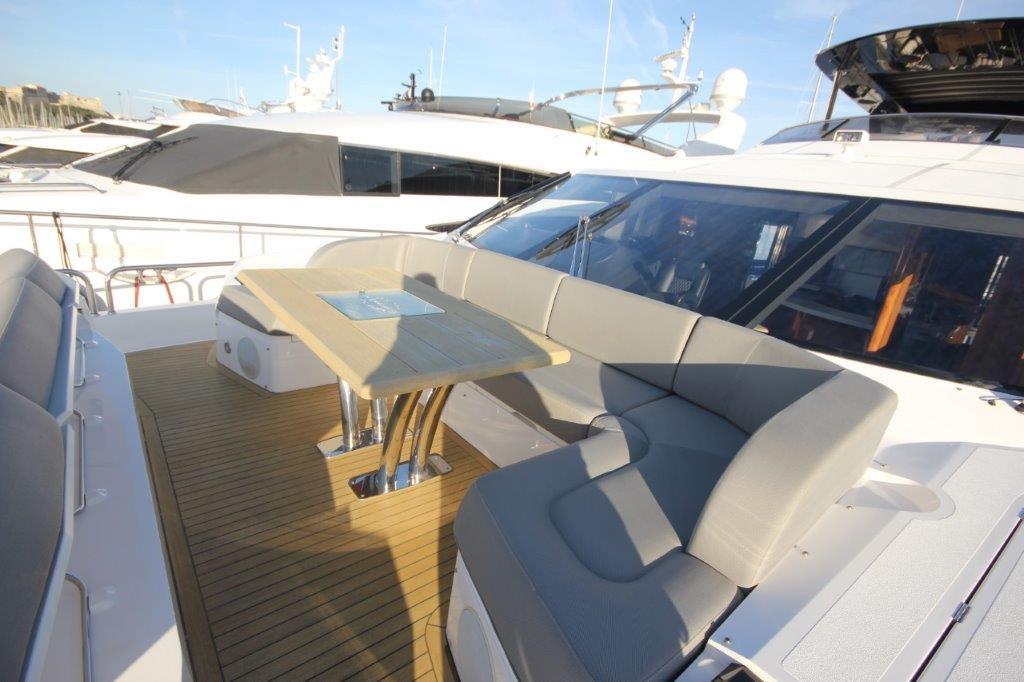 Sunseeker 86 Yacht (REF. SS-8614) | Экстрьер 11
