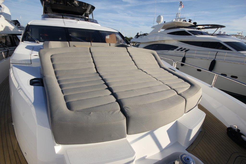 Sunseeker 86 Yacht (REF. SS-8614) | Экстрьер 5