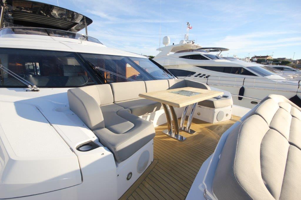 Sunseeker 86 Yacht (REF. SS-8614) | Экстрьер 3
