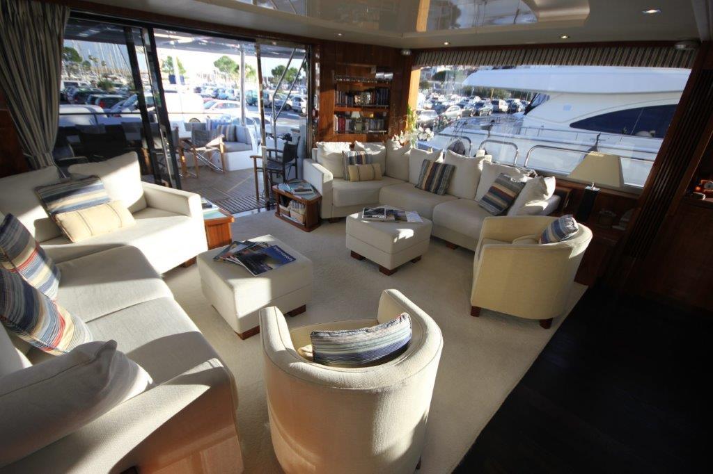 Sunseeker 86 Yacht (REF. SS-8614) | Интерьер 0