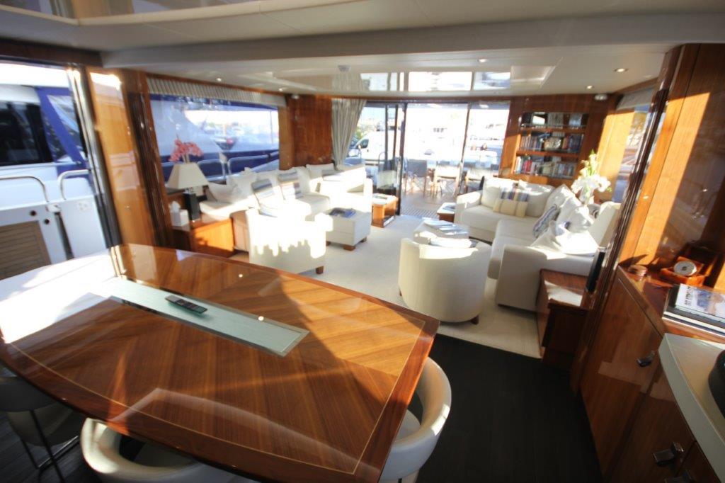 Sunseeker 86 Yacht (REF. SS-8614) | Интерьер 1