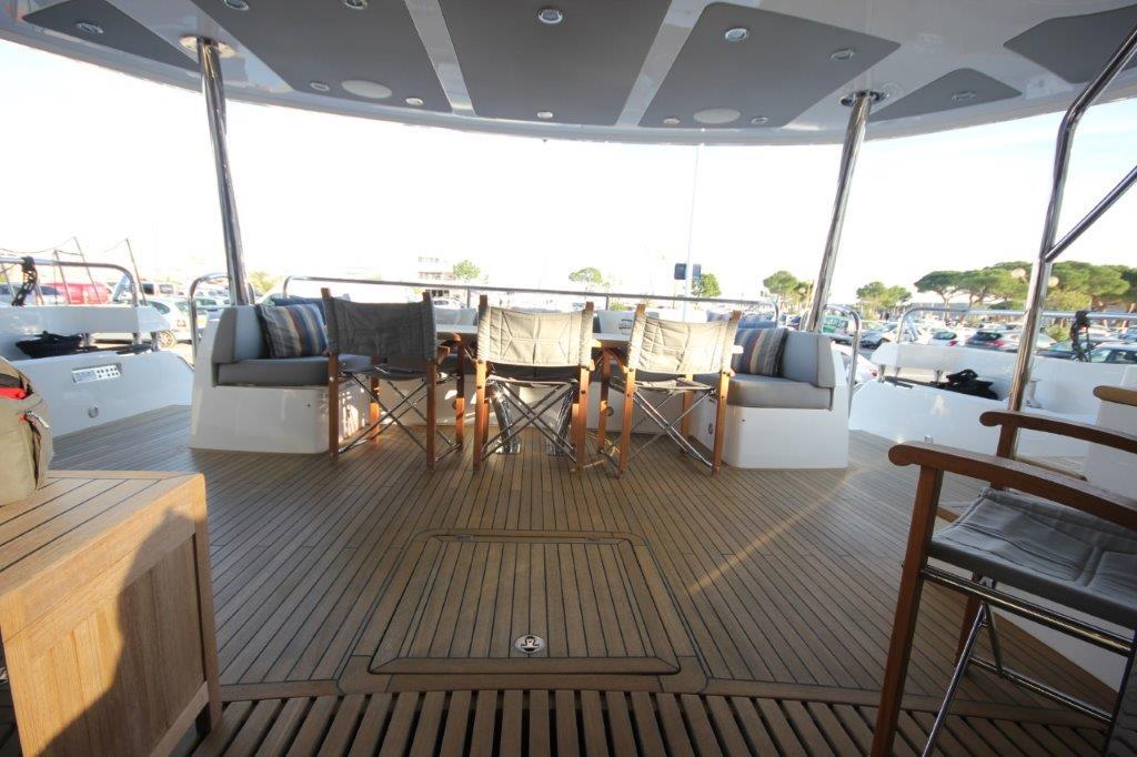 Sunseeker 86 Yacht (REF. SS-8614) | Экстрьер 17