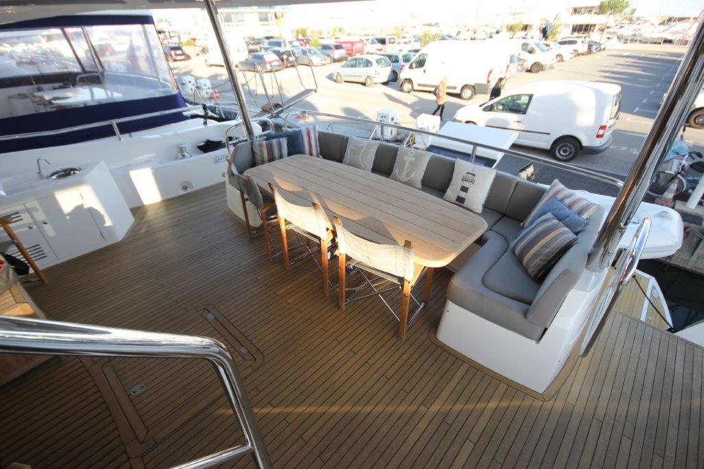 Sunseeker 86 Yacht (REF. SS-8614) | Экстрьер 16