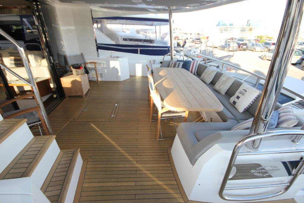 Sunseeker 86 Yacht (REF. SS-8614) | Экстрьер 15