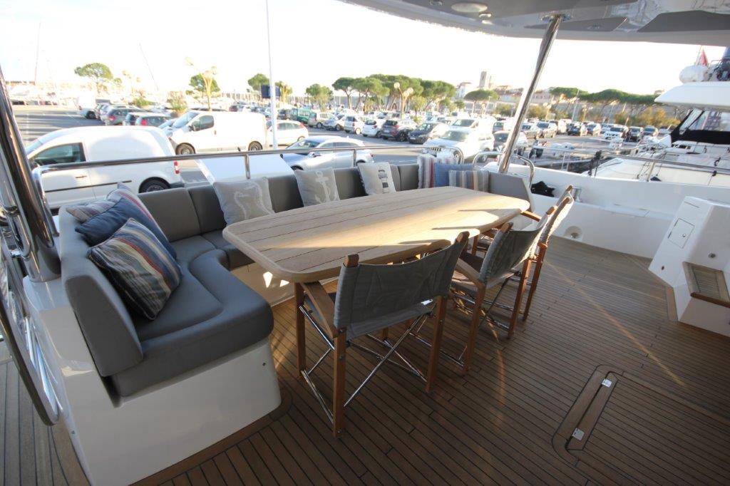 Sunseeker 86 Yacht (REF. SS-8614) | Экстрьер 14