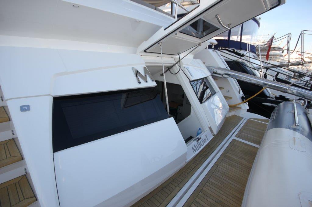 Sunseeker 86 Yacht (REF. SS-8614) | Экстрьер 7