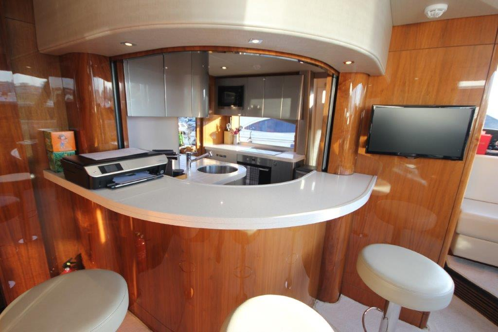 Sunseeker 86 Yacht (REF. SS-8614) | Интерьер 3