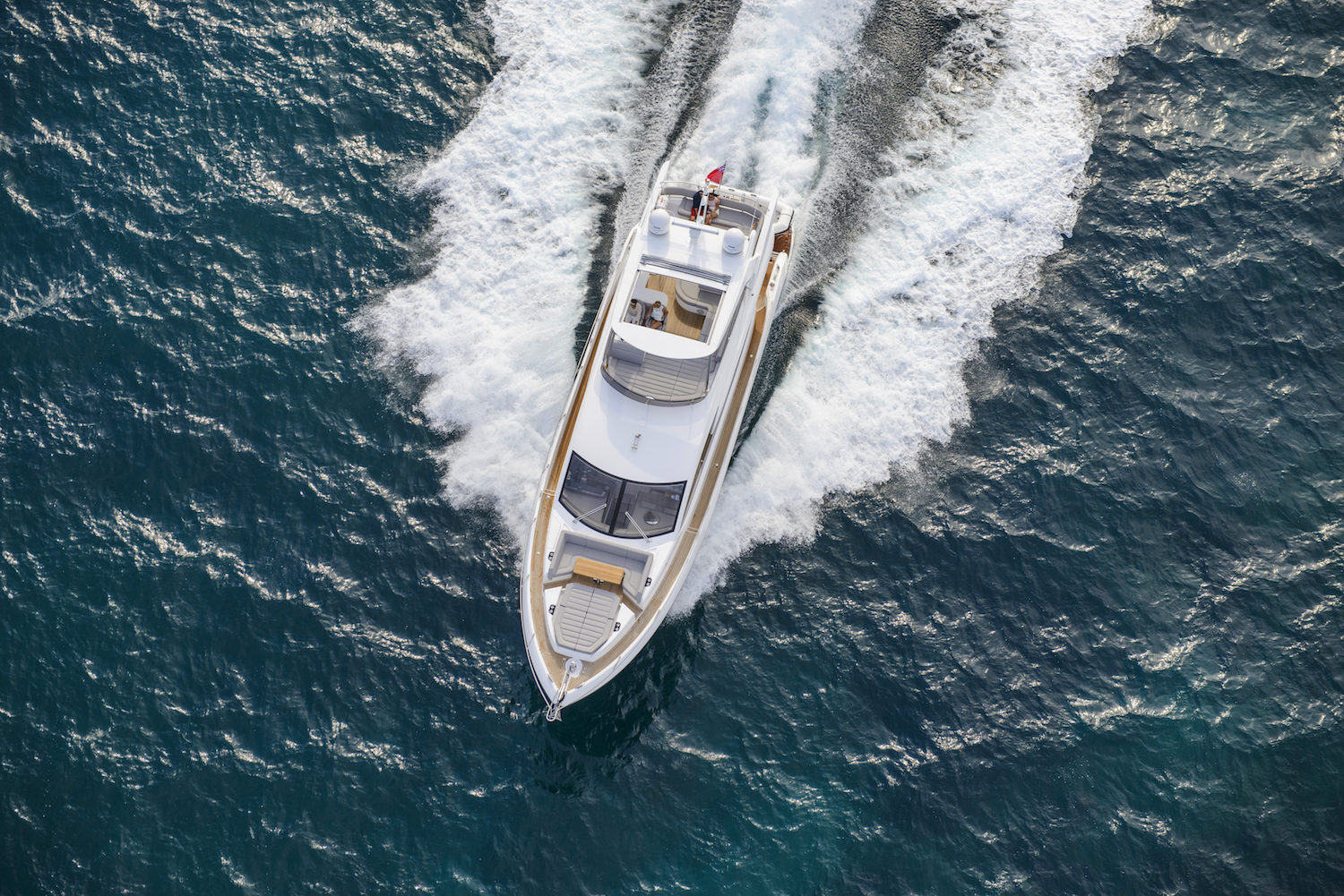 Sunseeker Manhattan 66 | Экстрьер 6