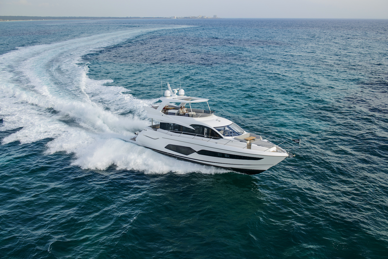 Sunseeker Manhattan 66 | Экстрьер 4