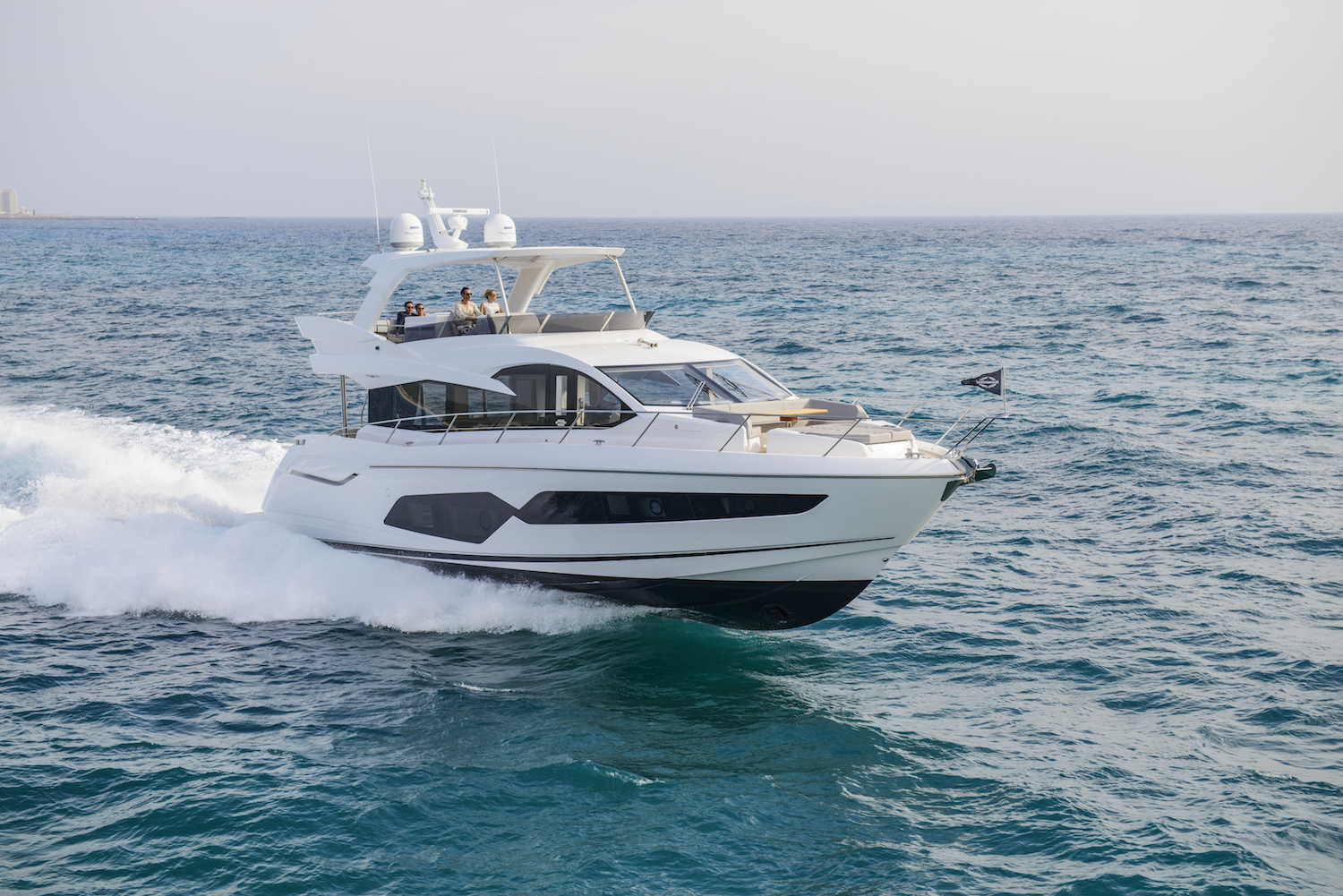 Sunseeker Manhattan 66 | Экстрьер 3