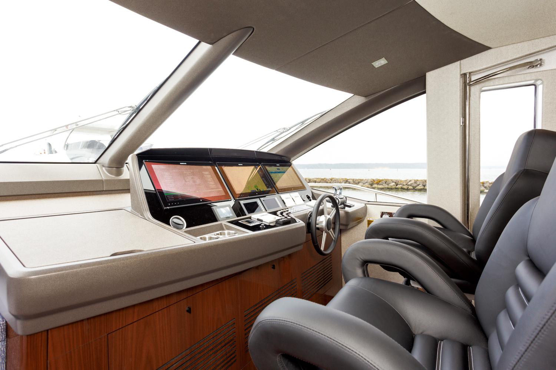 Sunseeker 76 Yacht (206) | Интерьер 10