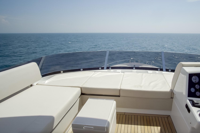 Sunseeker 76 Yacht | Экстрьер 14