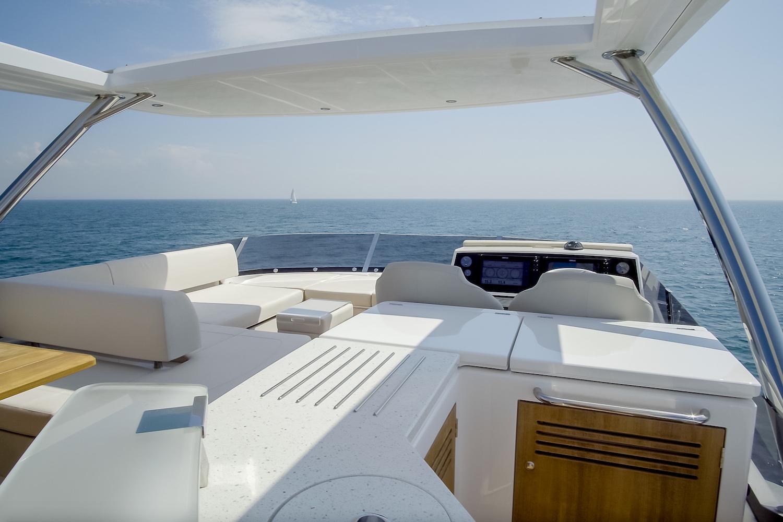 Sunseeker 76 Yacht | Экстрьер 16